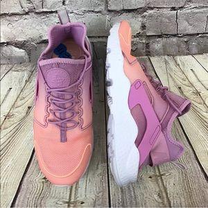 los angeles 68bbb 7aee8 Nike Shoes - Nike Huarache Run Ultra BR Orchid Sunset Glow